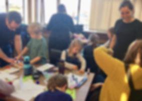 Launceston Library workshop December 201