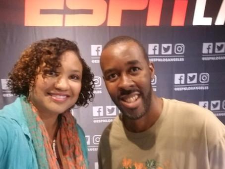 Interview with ESPN LA