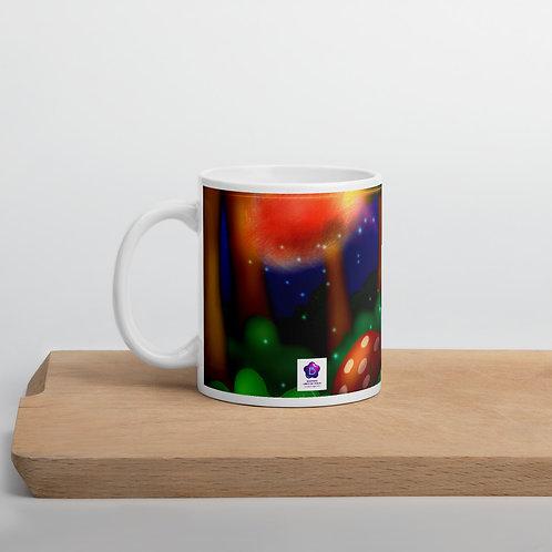 Puff BlueBelly the Awesome Fluf Mug