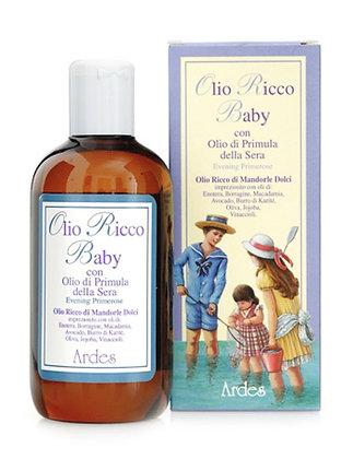 Масло детское для тела Olio Ricco Baby 250 ml