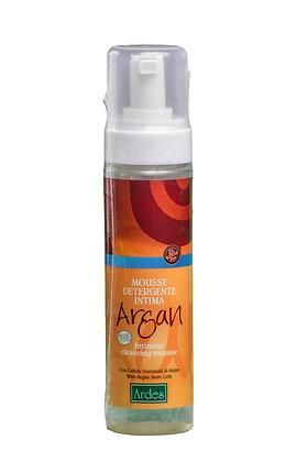Пенка для интимной гигиены аргановая. Mousse detergente intima, 200 мл..