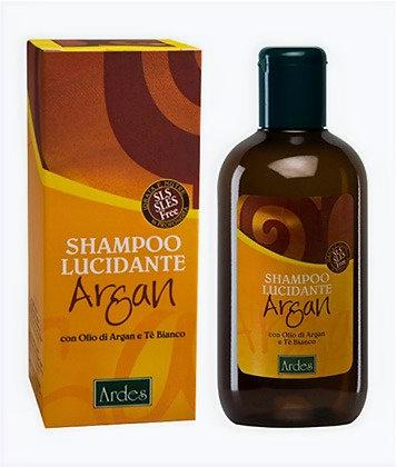 Шампунь для блеска волос Аргана.