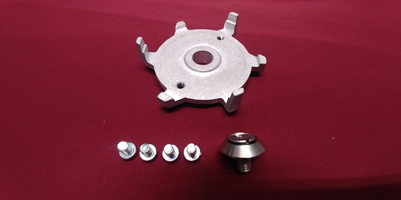 Grinding disc carrier rotary, service pack