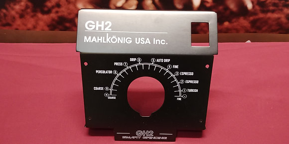 Front Plate for GH-2