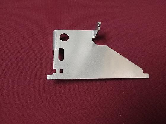 Rocker switch plate