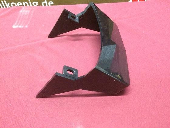 VTA6S Black plastic spout cover.