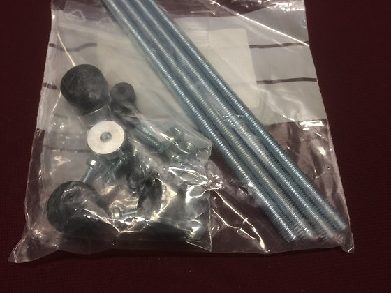 Small parts kit for base plate