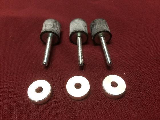 K30 Twin motor shock absorbers