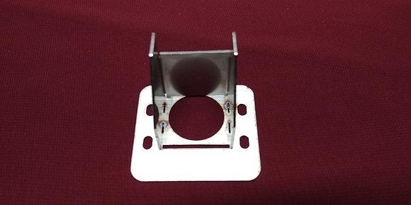 Chute plate adapter