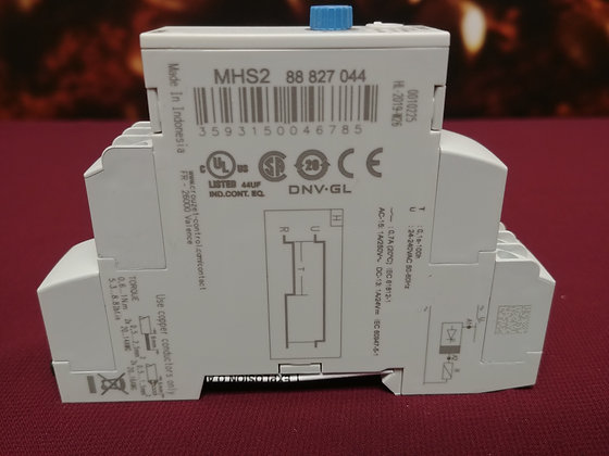 Timer for power supply box.