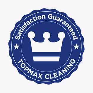 TOPMAX CLEANING Satisfaction Guaranteed.