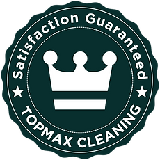 SATISFACTION GUARANTEED TOPMAX CLEANING.