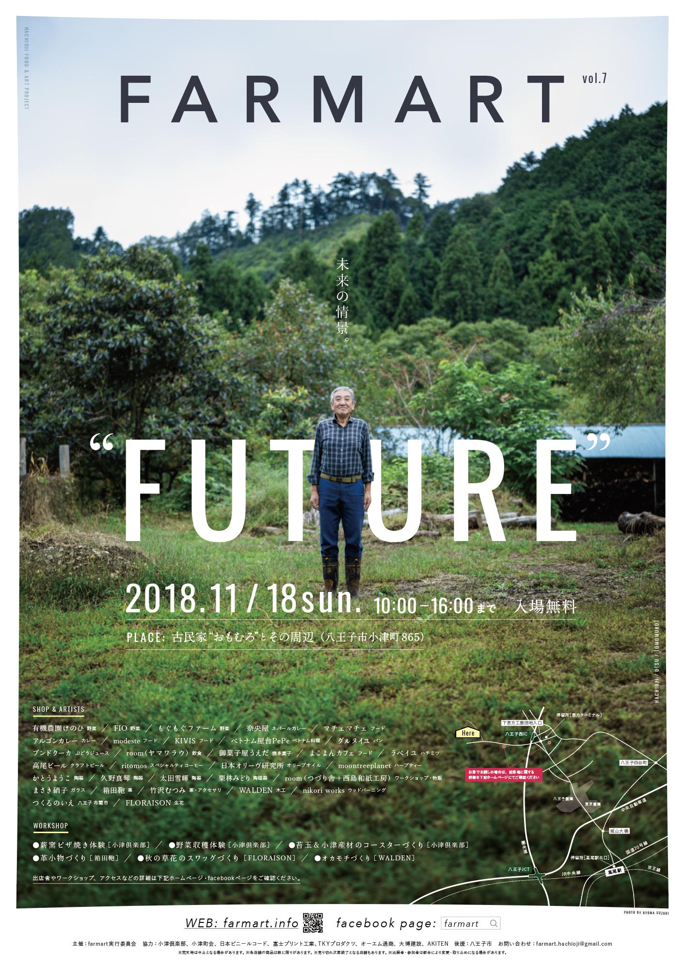 FARMART vol.7/poster