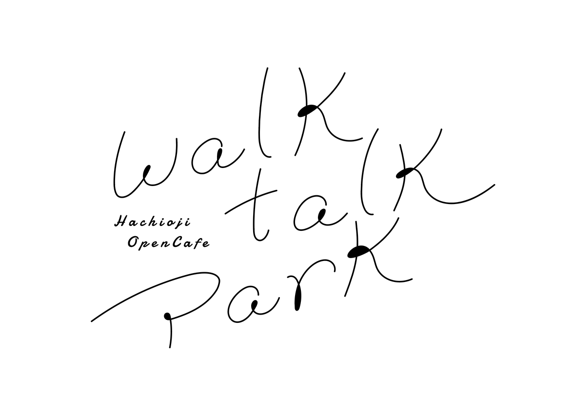 Walk talk park / logo