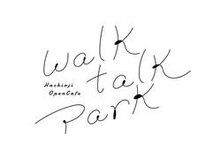 Walk talk park / logo