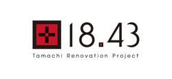 18.43 TamachiRenovationProject/logo
