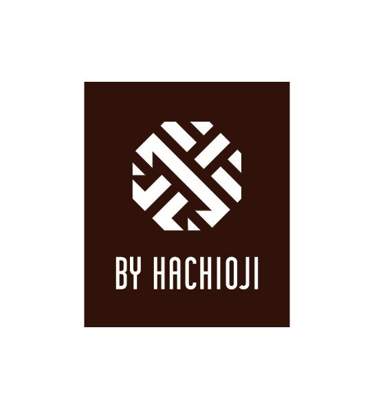 BY HACHIOJI/logo
