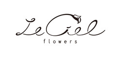 Le Ciel flowers/logo
