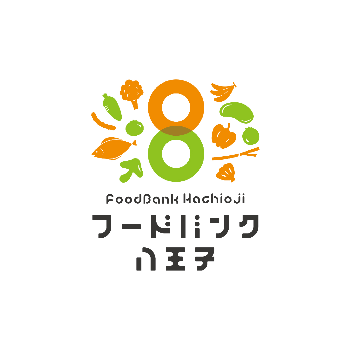 foodbank hachioji / logo