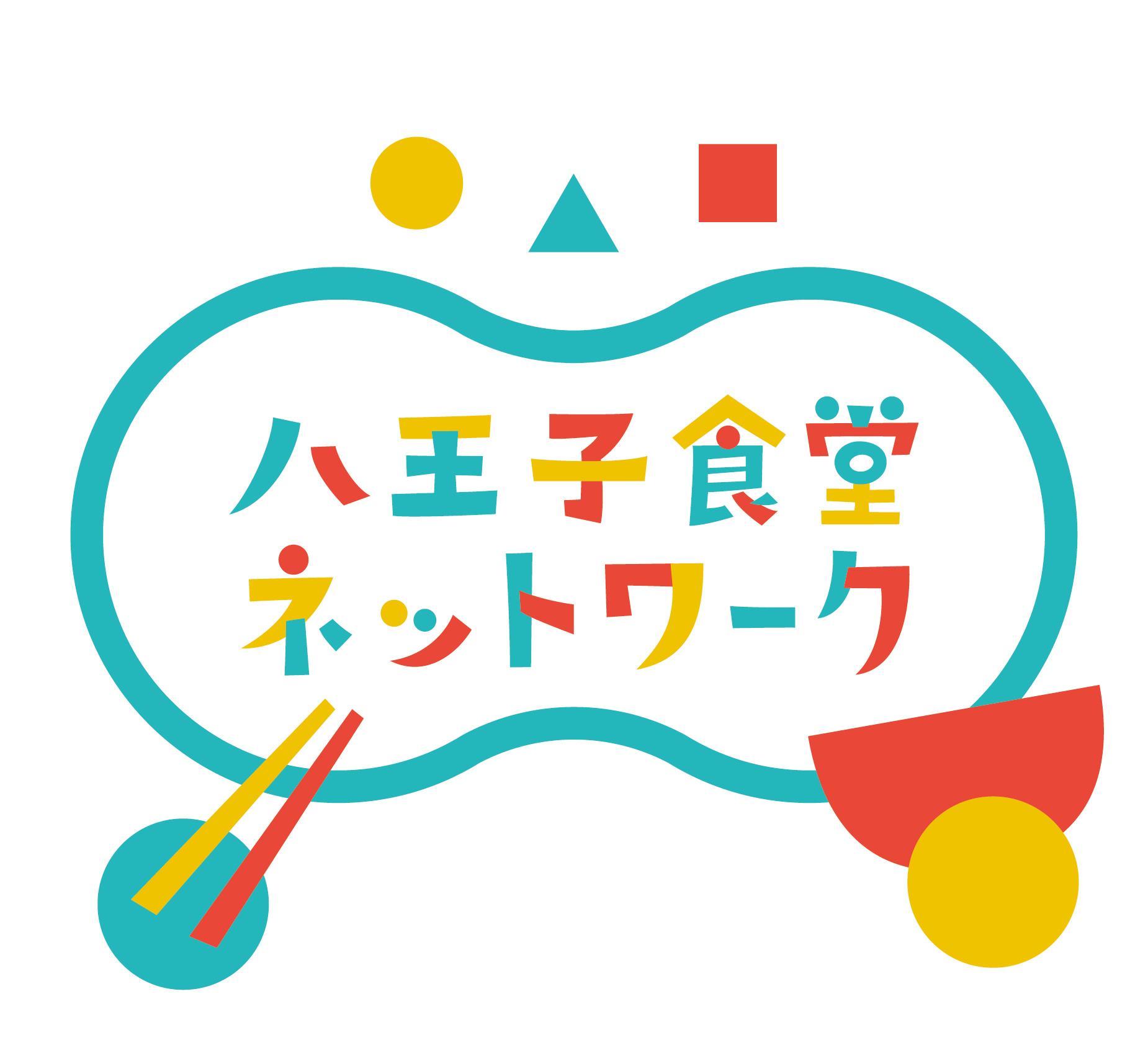 Hachioji syokudo network/logo