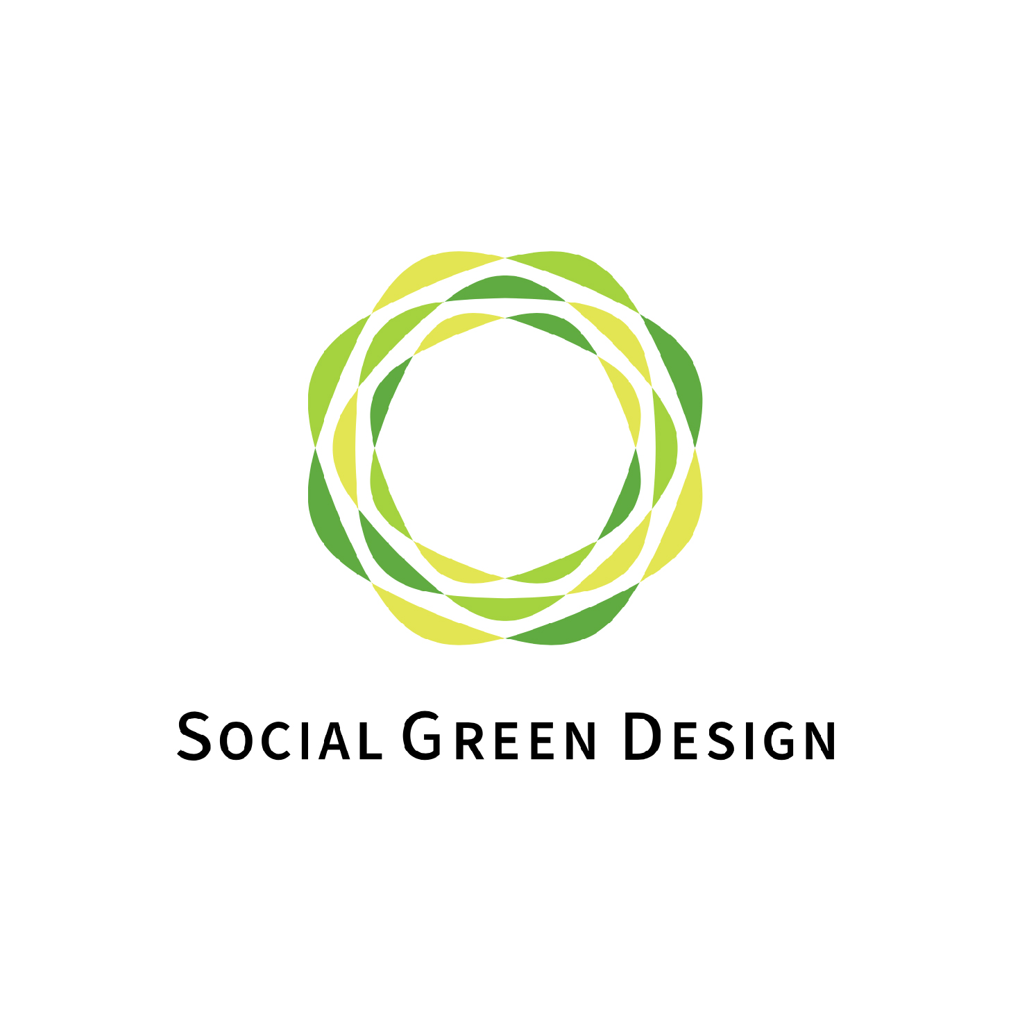 Social Green Design / logo