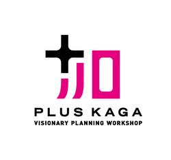 PLUS KAGA workshop/logo