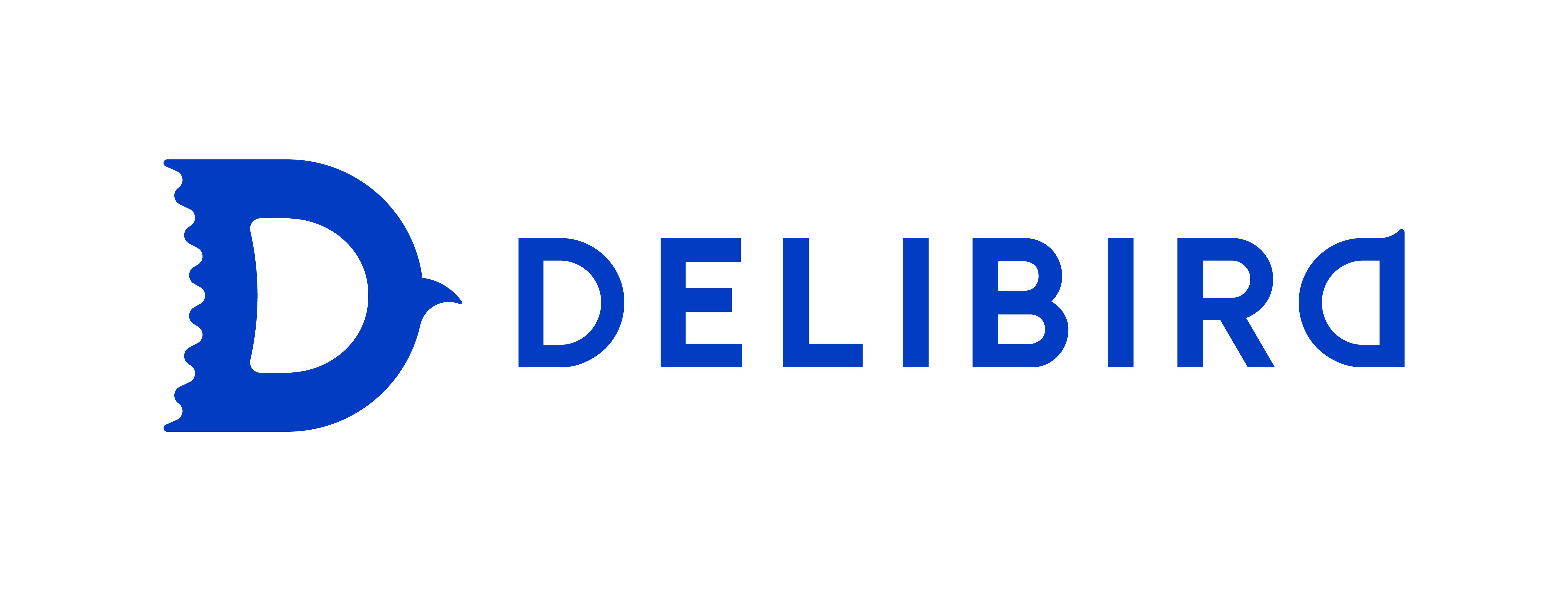 DELIBIRD / logo