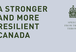 Response to the Throne Speech: How Supporting Canada's Most Vulnerable Gets Lost in Translation