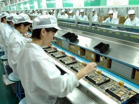 Ju Teng International To Develop A $200 Million Electronic Component Project in Nghe An