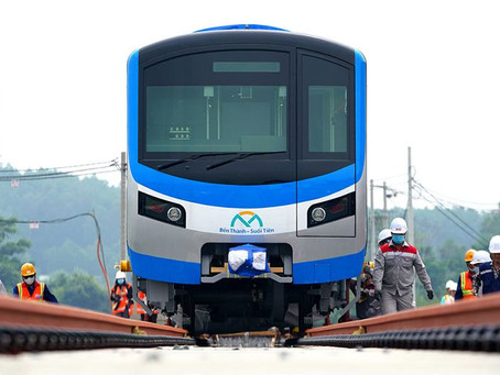 Metro Line 1 Back On Schedule, is Expected to Operate In 2022