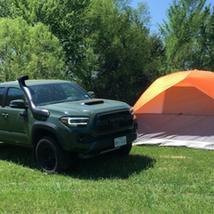 アウトドア テント