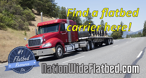 Flatbed Trucking Carriers