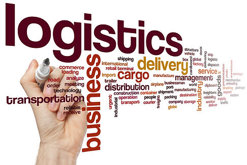 Logistics shipping freight