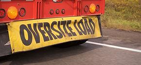 Oversize load, Hazmat, overweight truck loads