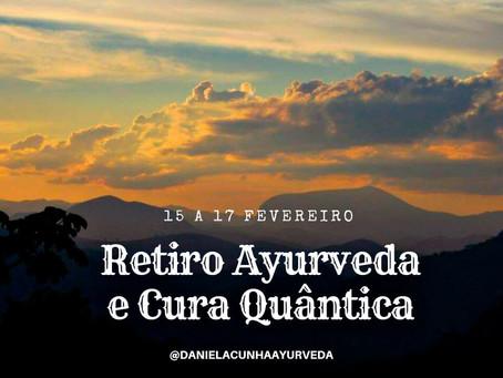Retiro de Ayurveda e Cura Quântica no Espaço Morgenlicht, Bom Jardim, Rio de Janeiro