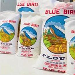 Blue Bird Flour