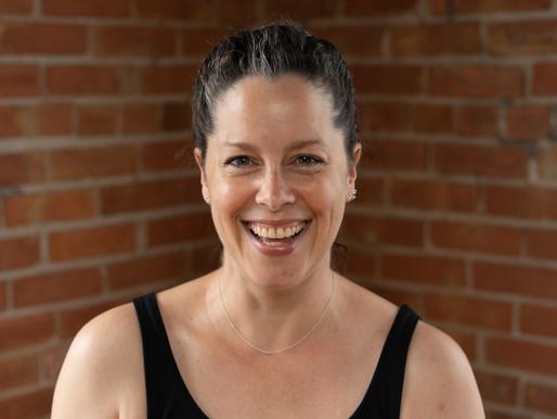 erika curran, yoga instructor at love in motion in buffalo, ny