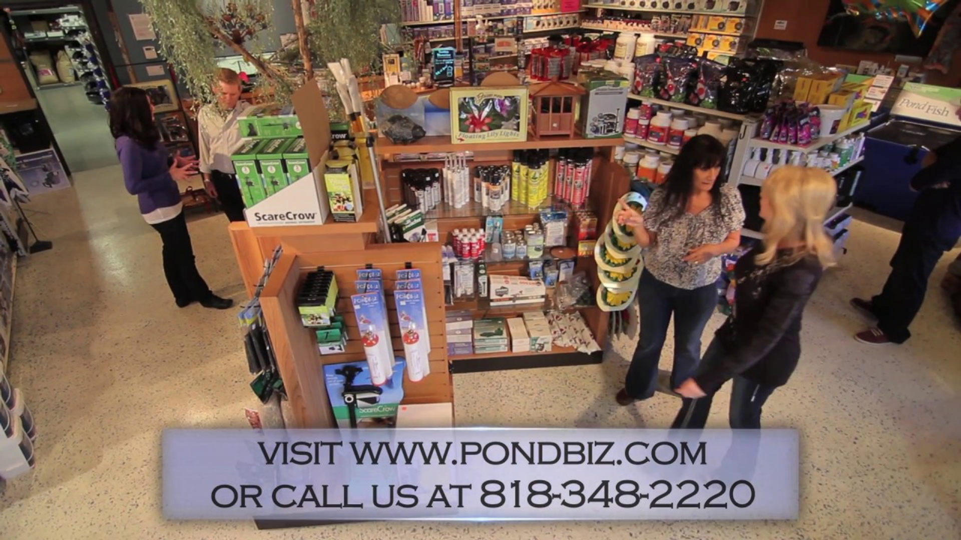 Pondbiz Commerical Spot