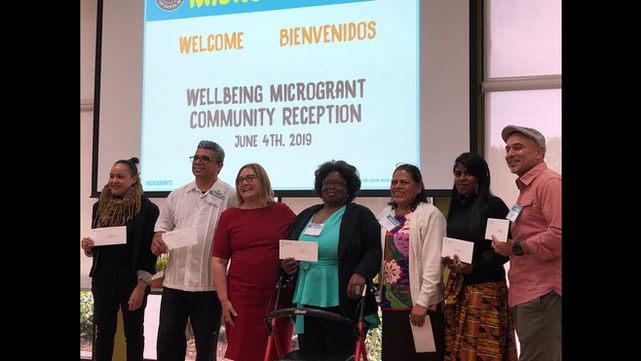 Santa Monica Civic Wellbeing: Microgrants