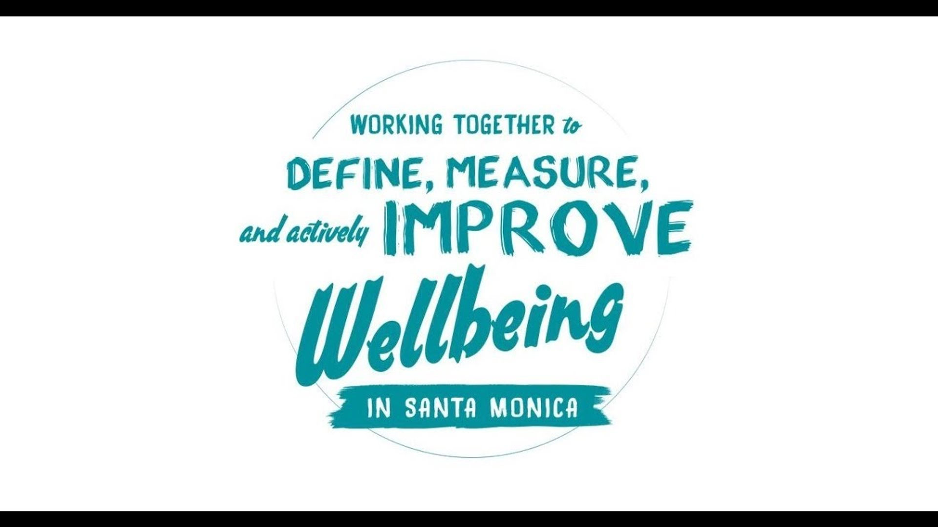 Santa Monica Wellbeing Project
