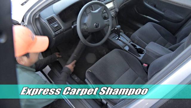 Redwoods Car Wash Promo