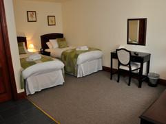 Twin Room - Room 1 & 2