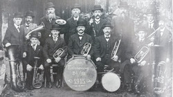 1915: Dirigent Ecker Severin