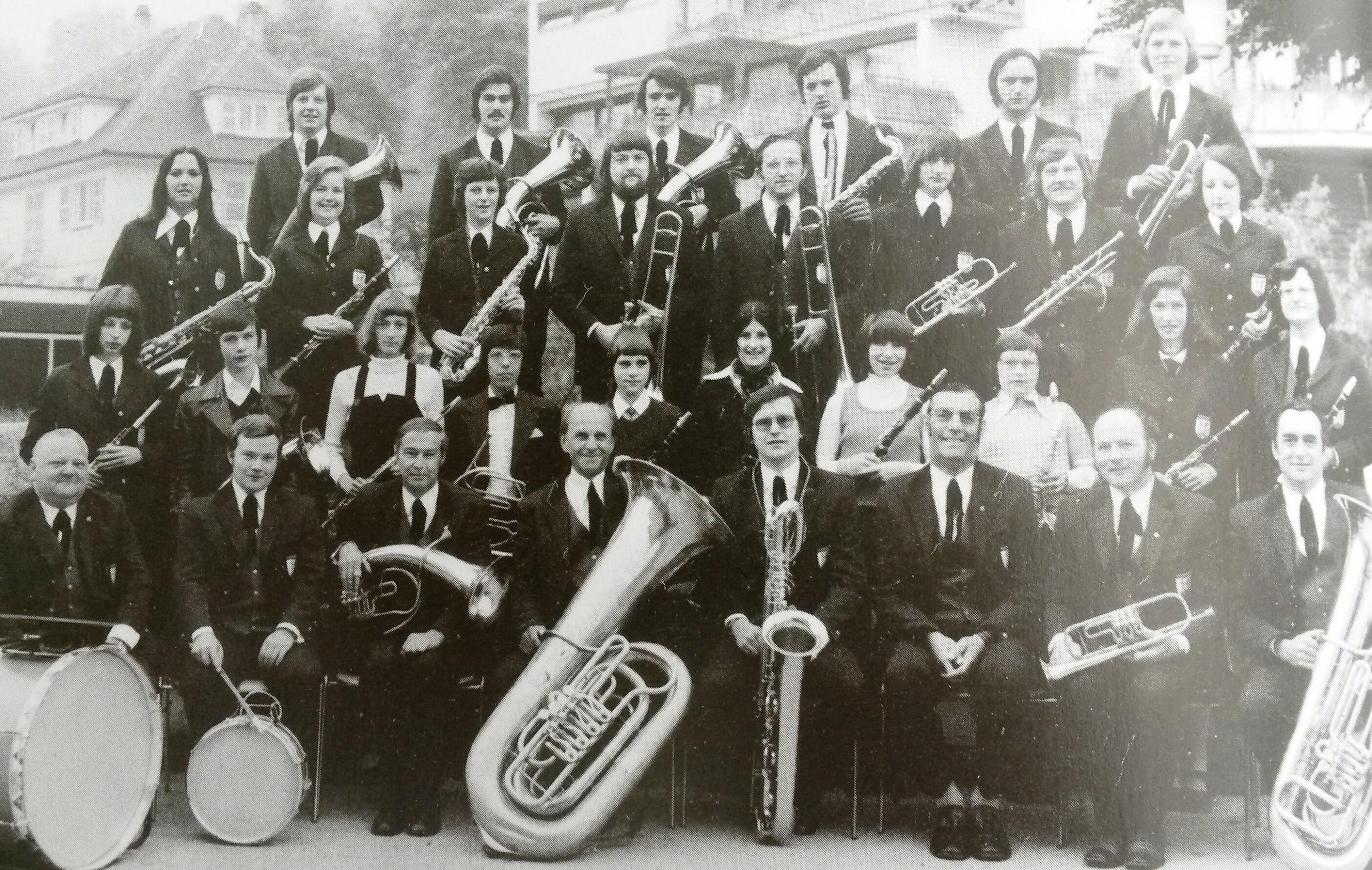 1975: Dirigent Paul Sauer