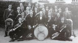 30er Jahre: Dirigent Hr. Götze