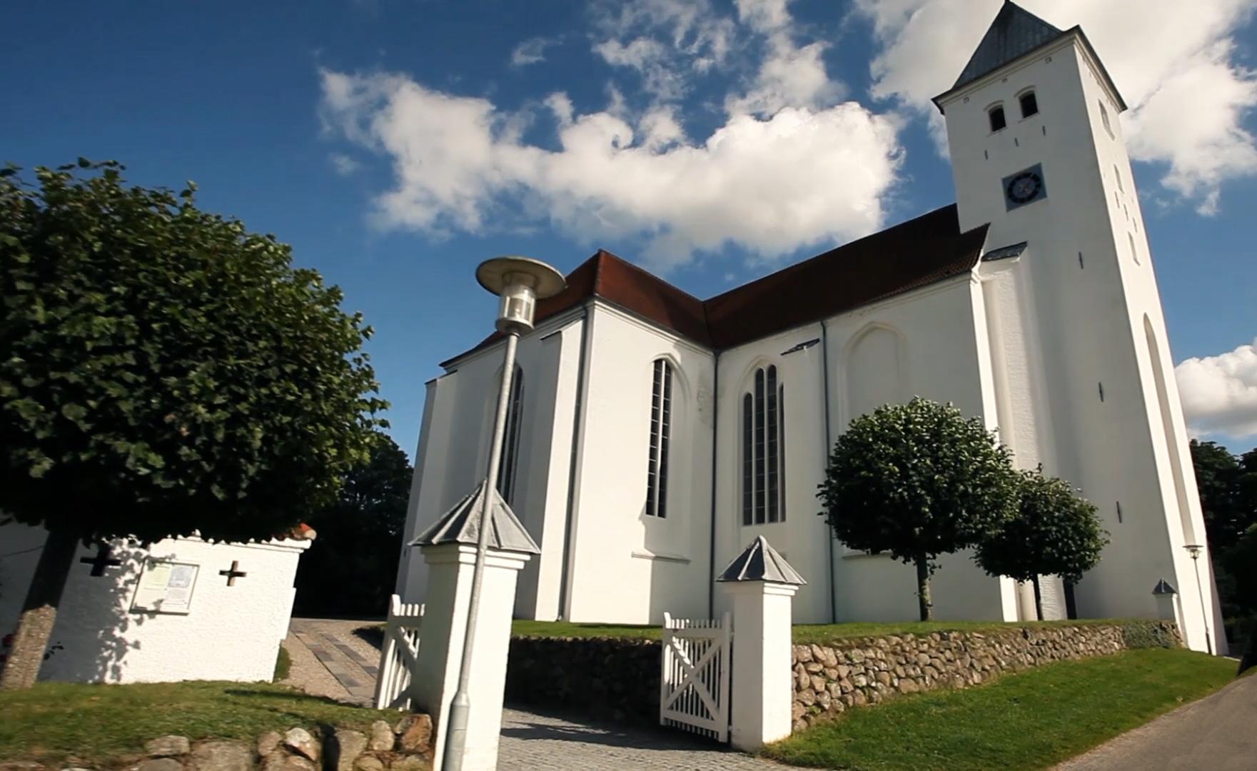 Mariager Kirke til COVER