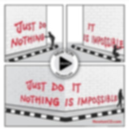 Just do it nothing is impossible with NC