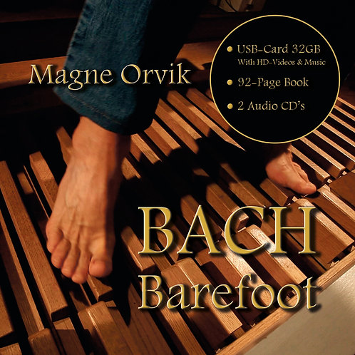 BACH Barefoot Full Package