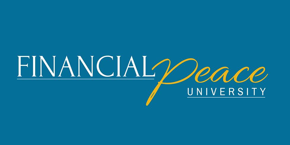 Financial Peace University Orientation -  Spring 2020