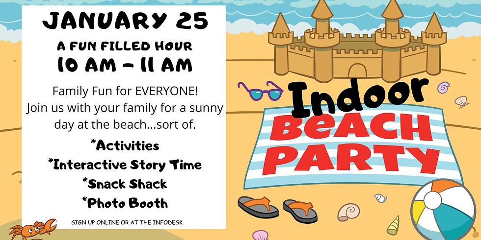 FP Kids Indoor Beach Party